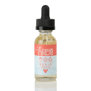 Brain Freeze - Nkd 100 Salts (30ml)