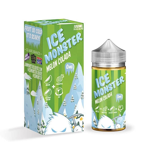 Ice Monster By Jam Monster (Melon Colada 100 ml)