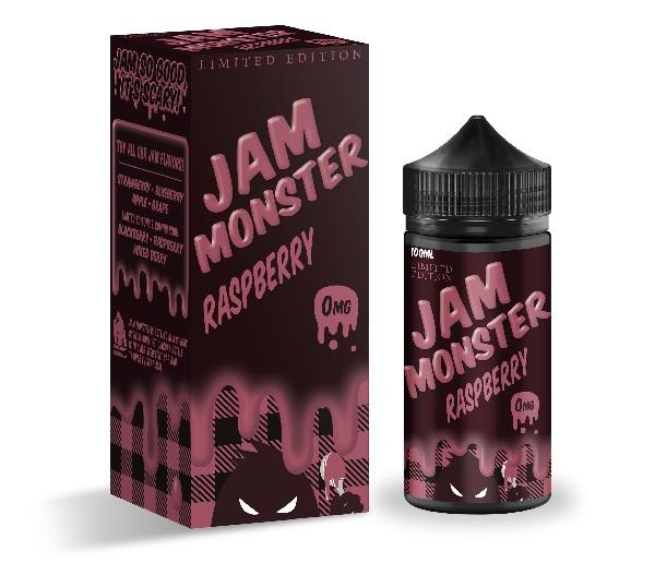 Raspberry Jam Monster