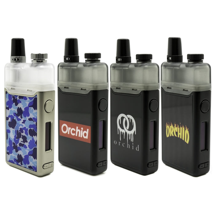 Vape Kit Orchid with Squid Industries