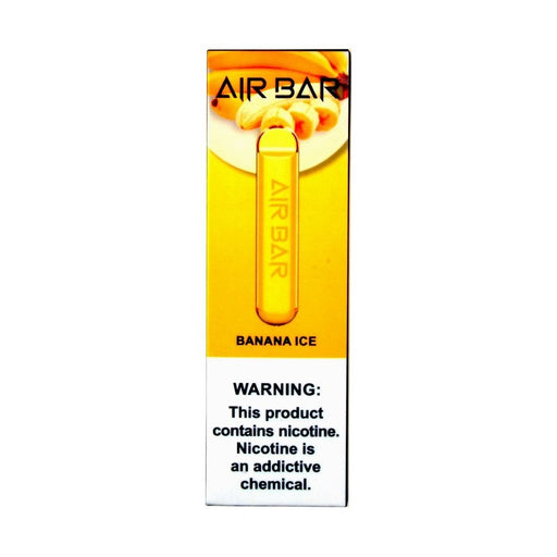 Air Bar Banana Ice Disposable Vape Device
