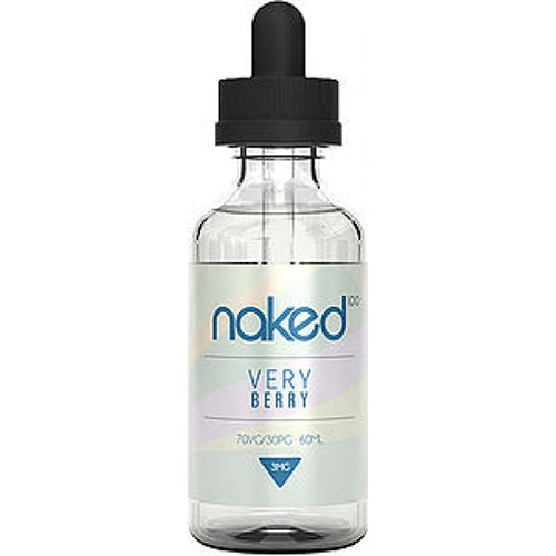 Naked 100 Really Berry Eliquid