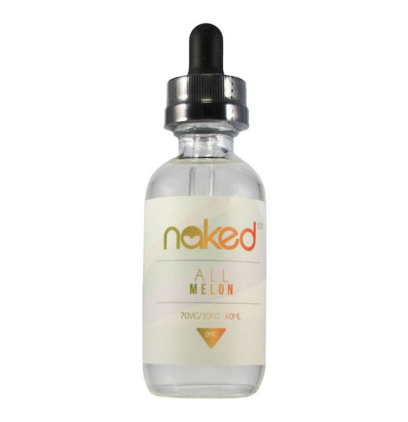 Naked Cream 100 - Berry Lush (60ml)