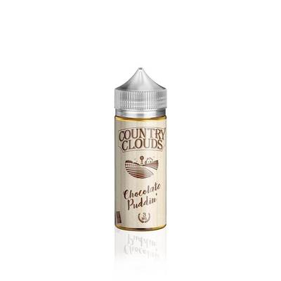 Chocolate Pudding 100ml - Country Clouds