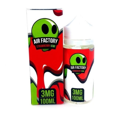 Air Factory Strawberry Kiwi 100ml Eliquid