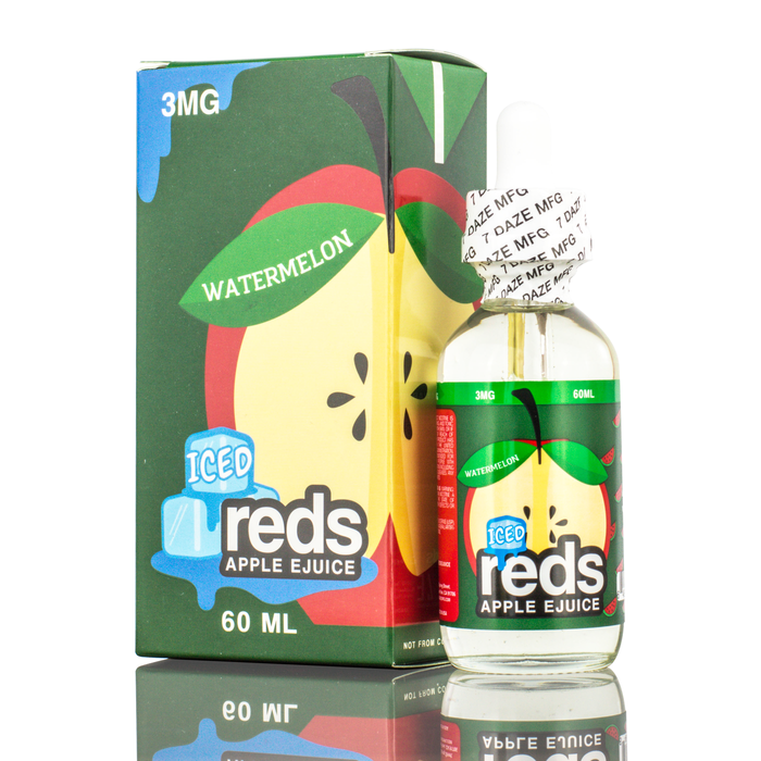 Apple Ejuice Reds ICED Watermelon