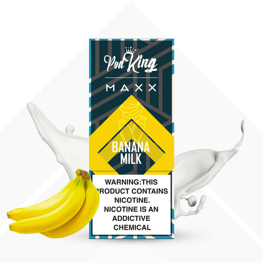 Banana Milk Pod King MAXX