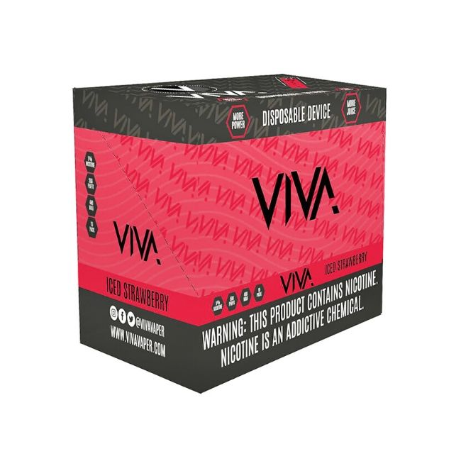 viva disposable device
