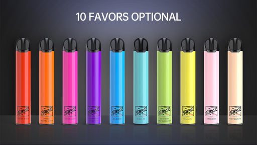 bmor disposable vape 1600 puffs