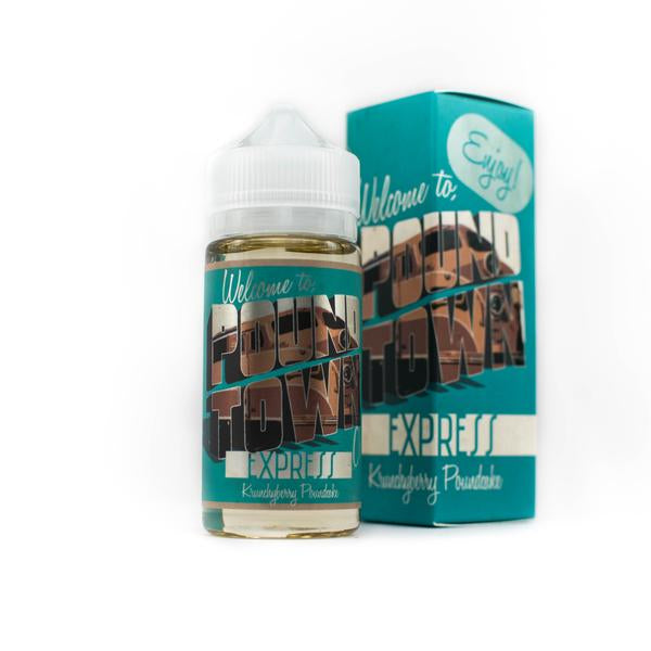 Pound - Express krunchberry poundcake 100ml
