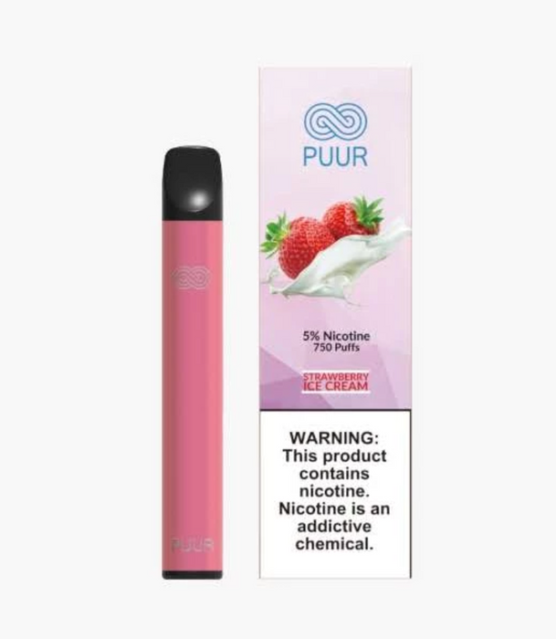 PUUR MAXX Disposable Vape (750 PUFFS)