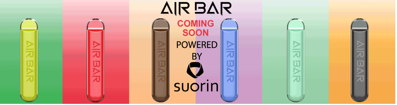Air Bar Disposable by Suorin Air