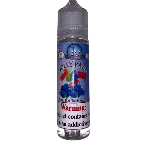 Jolly Razz - Inland Vapors (IV eJuice)