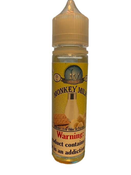 Monkey Milk by IV eJUICE (Inland Vapors)