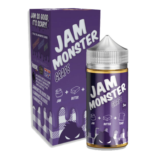 jam Monster - grape 100ml