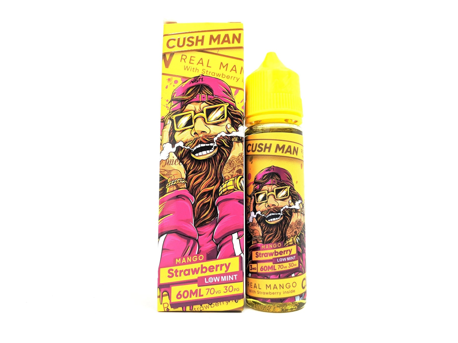 Nasty Juice - Mango Strawberry (60ml)