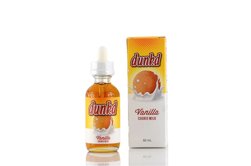 Dunkd - Peanut Butter Cookie Milk 60ml