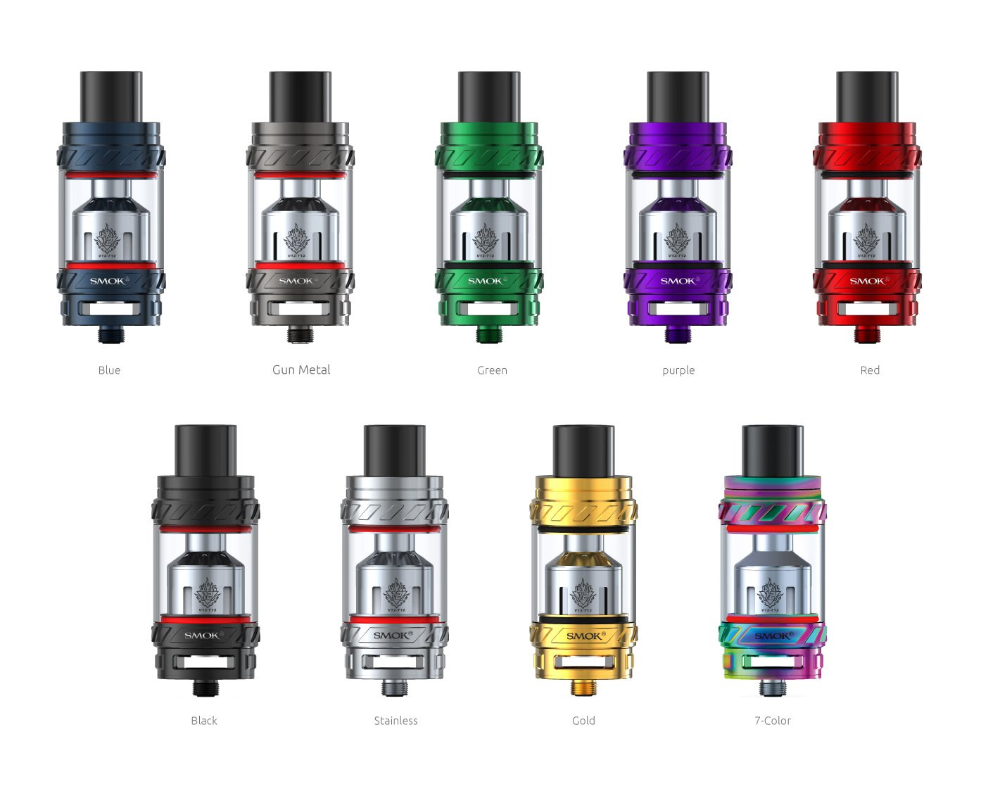 Tanks - SMOK TFV12 Cloud Beast King