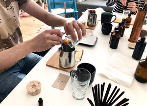 Workshop: The Art of Making your own Soy Candle