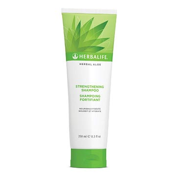 Herbal Aloe Kräftigendes Shampoo 250 ml - HERBALIFE24