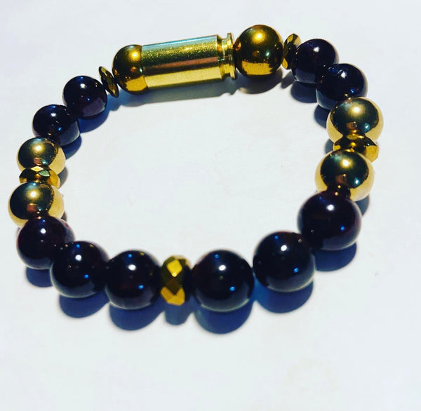 The Powell Bulletprove Bracelet from the chocolate collection