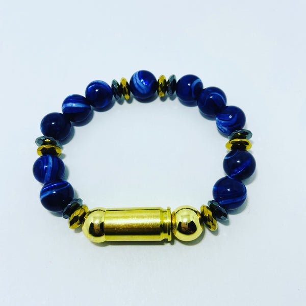 """Bring it home"" Bulletprove Bracelet"