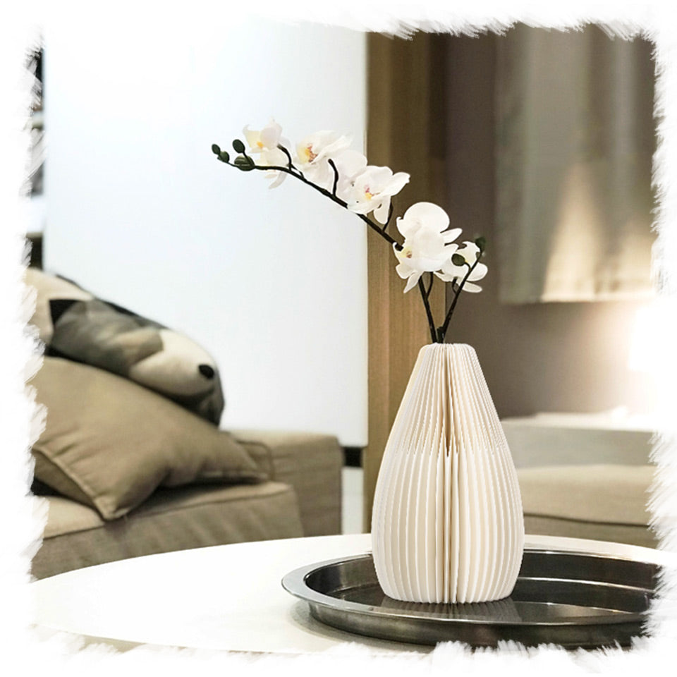 Artistic Paper Vase  #Comforty Selection