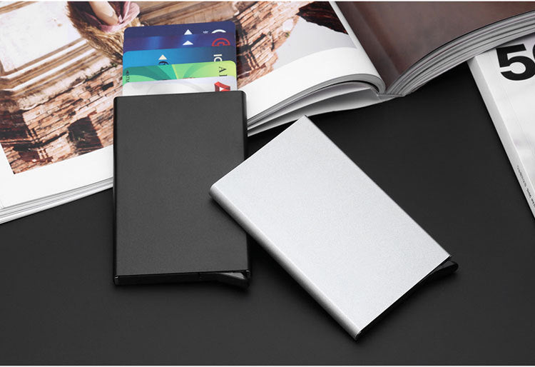 Auto Popup Card Wallet