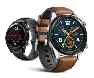 Huawei Watch GT Sport (Black/Silver)