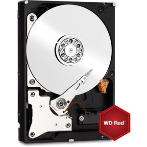 WD Red NAS HDD 3.5''
