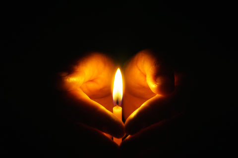 All the darkness in the world cannot extinguish the light of a single candle. St. Francis of Assisi