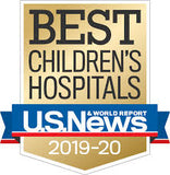 US News and World Report Best Children's Hospitals 2019-2020
