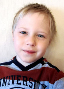 Please Help 8 Year Old Petr. He has hearing loss on both sides. He needs surgery to help him hear normally.