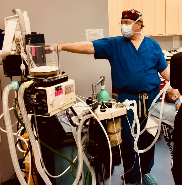 Anesthesiologist 2