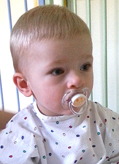 One Year Old Savva has a complex heart defect called Hypoplastic Left Heart Syndrome. He needs open-heart surgery.
