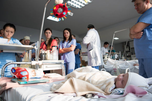 One Emergency Visit to Russia by An On-Call Neonatal Cardiac Surgery Team