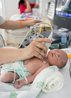 Save the Next Russian Baby Born with a Complex Heart Defect - Help Send A Surgical Team to Russia