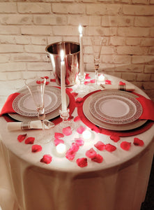Romantic Dinner Kit For Two