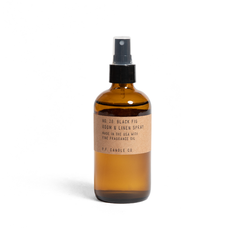 NO. 28: BLACK FIG - 7.75 FL OZ ROOM & LINEN SPRAY