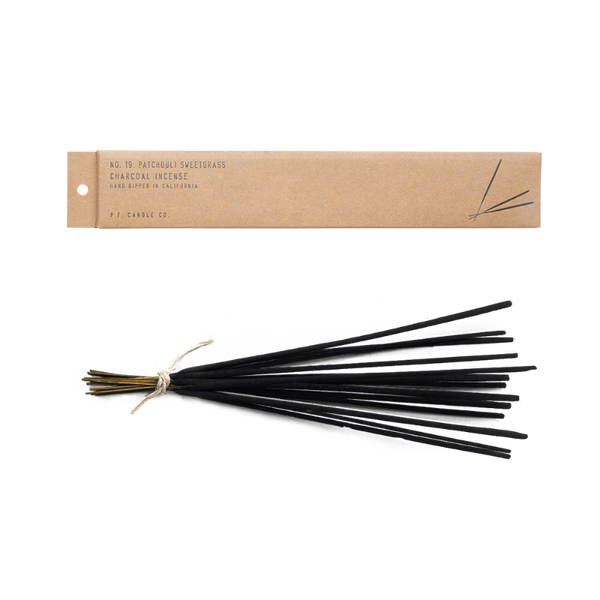 Patchouli Sweetgrass - Incense