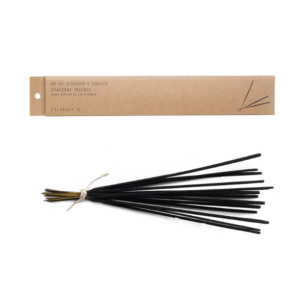 Teakwood & Tobacco - Incense