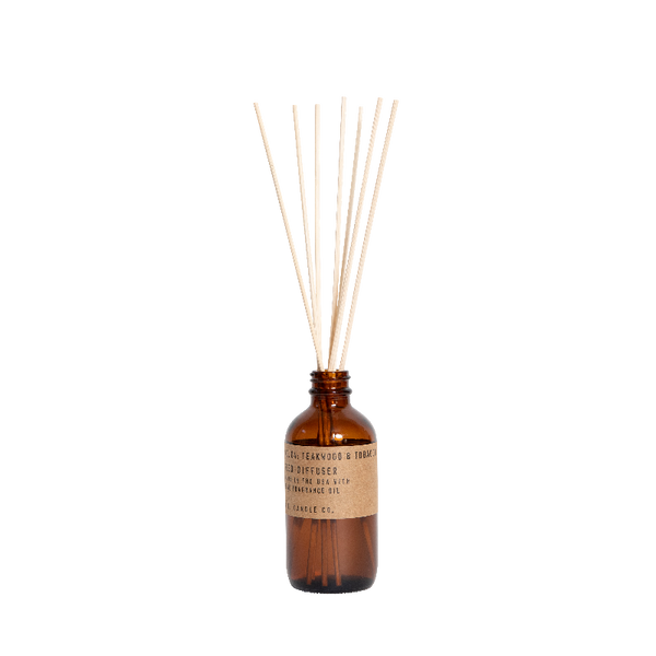Teakwood & Tobacco - Reed Diffuser