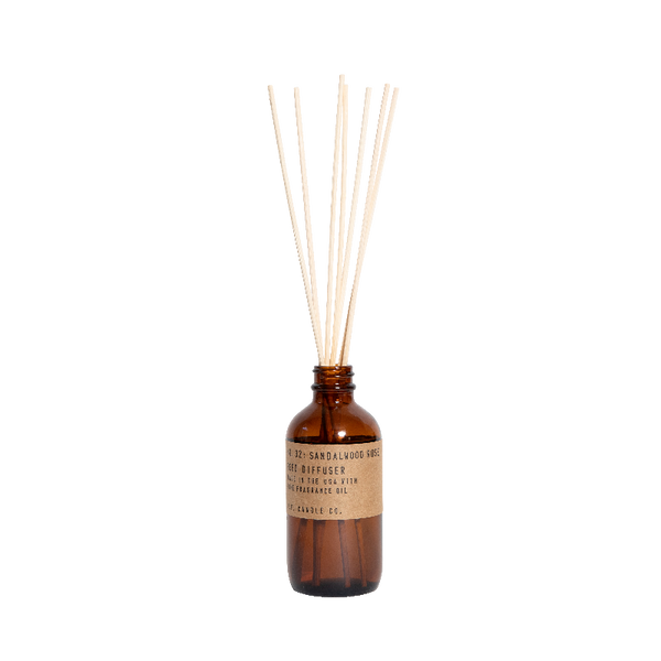 Sandalwood Rose - Reed Diffuser