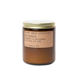 Sweet Grapefruit - 7.2 oz Standard Soy Candle