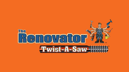 The Renovator Twist- a- Saw