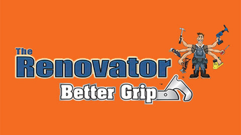 The Renovator Better Grip 4 PC - TVShop