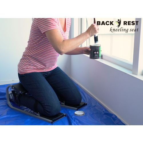Back Rest Kneeling Seat - TVShop