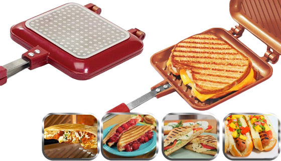 Red Copper Flipwich - TVShop