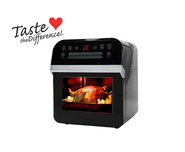 Air Roaster Pro - Taste The Difference