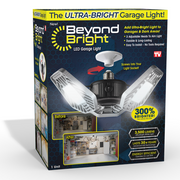 Beyond Bright Garage Light